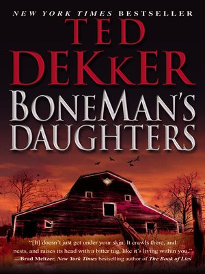 cover image of BoneMan's Daughters
