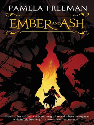 cover image of Ember and Ash