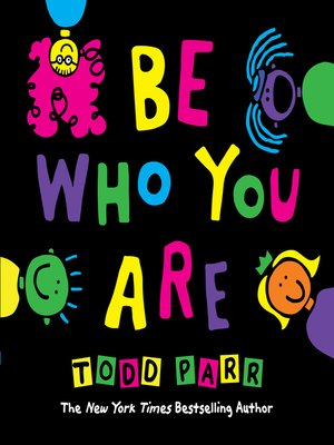 cover image of Be Who You Are