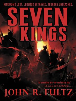 cover image of Seven Kings