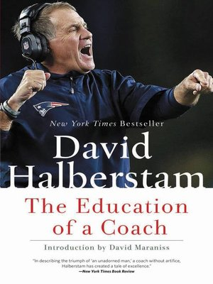cover image of The Education of a Coach