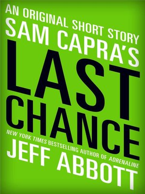 cover image of Sam Capra's Last Chance