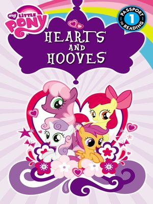 cover image of Hearts and Hooves