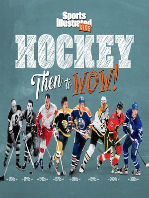 cover image of Hockey--Then to WOW!