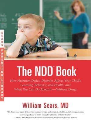 cover image of The N.D.D. Book