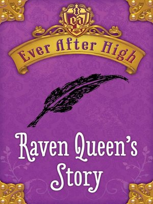 cover image of Raven Queen's Story