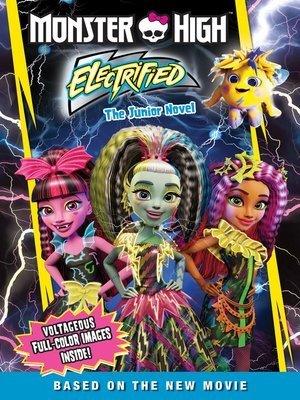 cover image of Monster High - Electrified