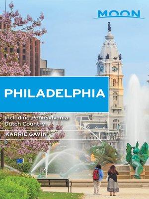 cover image of Moon Philadelphia
