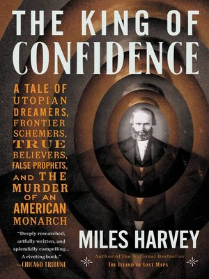 cover image of The King of Confidence