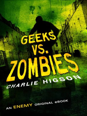 cover image of Geeks vs. Zombies