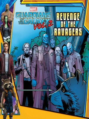 cover image of Revenge of the Ravagers