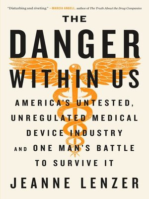 cover image of The Danger Within Us