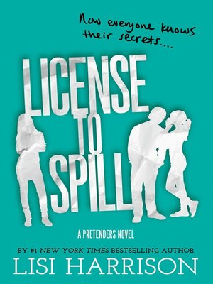 cover image of License to Spill