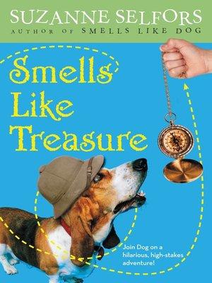 cover image of Smells Like Treasure