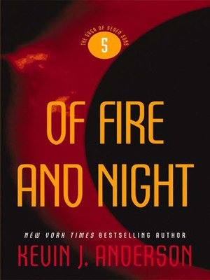 cover image of Of Fire and Night