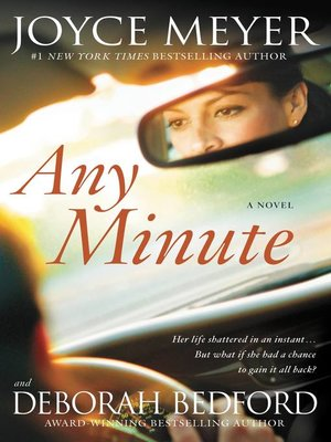 cover image of Any Minute