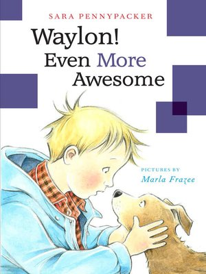 cover image of Waylon! Even More Awesome