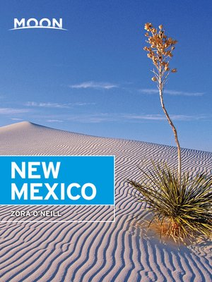 cover image of Moon New Mexico