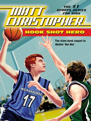 cover image of Hook Shot Hero
