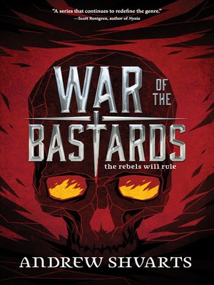 cover image of War of the Bastards