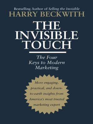 cover image of The Invisible Touch
