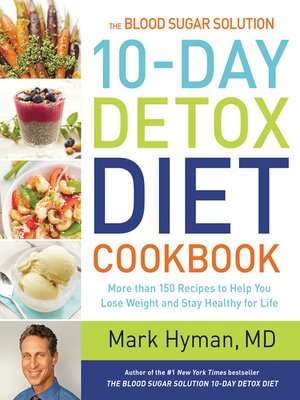 cover image of The Blood Sugar Solution 10-Day Detox Diet Cookbook