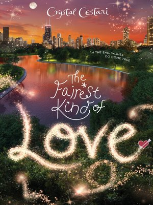 cover image of The Fairest Kind of Love