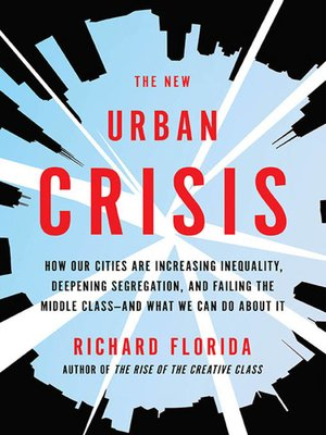 cover image of The New Urban Crisis