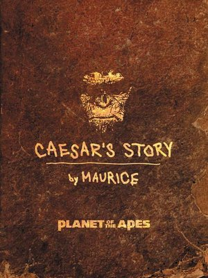 cover image of Planet of the Apes: Caesar's Story