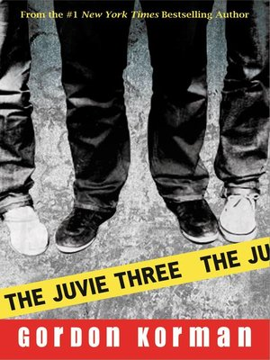 cover image of The Juvie Three