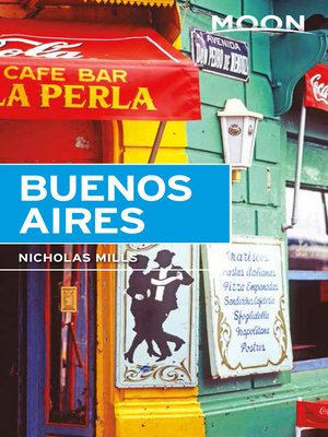 cover image of Moon Buenos Aires
