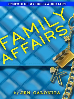 cover image of Family Affairs