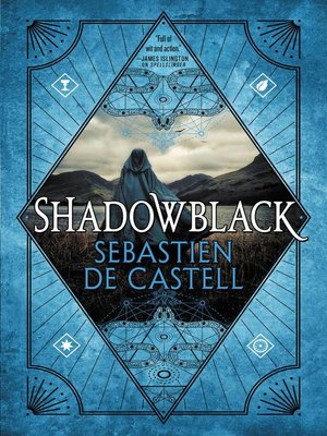 cover image of Shadowblack