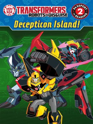 cover image of Transformers Robots in Disguise--Decepticon Island!