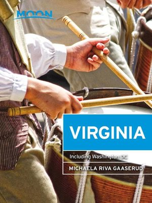 cover image of Moon Virginia