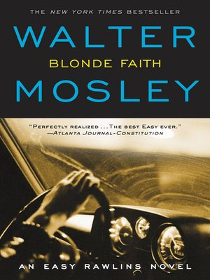 cover image of Blonde Faith