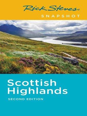 cover image of Rick Steves Snapshot Scottish Highlands