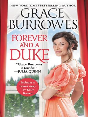 cover image of Forever and a Duke