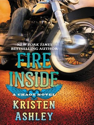 cover image of Fire Inside