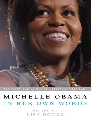 cover image of Michelle Obama in her Own Words