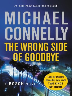 cover image of The Wrong Side of Goodbye