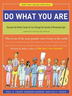 cover image of Do What You Are