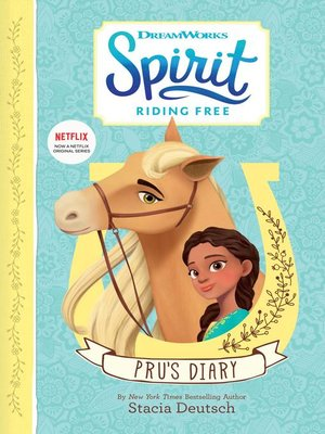 cover image of Spirit Riding Free--Pru's Diary