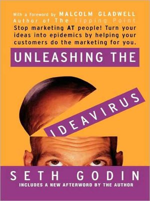 cover image of Unleashing the Idea Virus