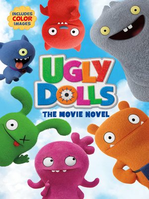 cover image of UglyDolls