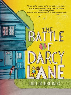 cover image of The Battle of Darcy Lane