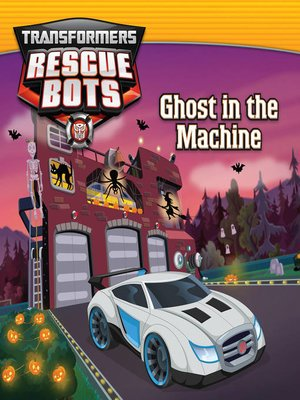 cover image of Ghost in the Machine