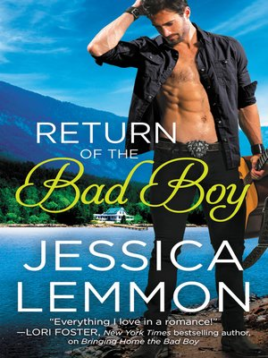 cover image of Return of the Bad Boy