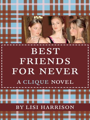 cover image of Best Friends for Never
