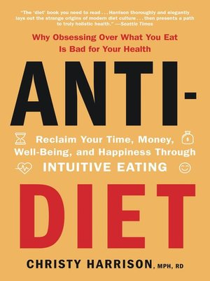 cover image of Anti-Diet